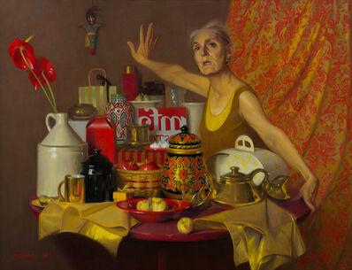 Janet Monafo, 'Repulse the Monkey', 2008