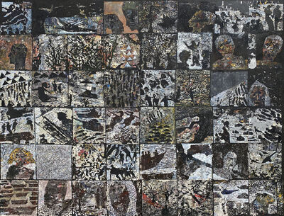 Tayseer Barakat, 'Light in the Dark #2', 2016