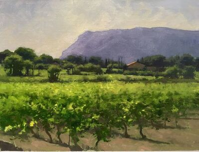 Donald W. Demers, 'Vineyard Vibrance', 2018