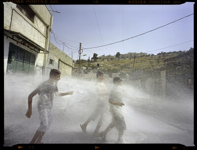 Gilles Peress, 'Al Bustan, a Neighborhood in the Village of Silwan, East Jerusalem', 2011