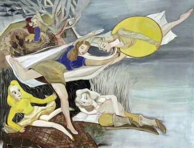Rosa Loy, 'Sinnliche Intelligenz ', 2010