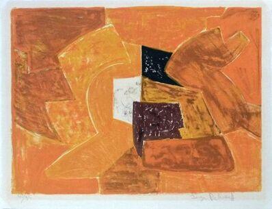 Serge Poliakoff, 'Composition orange n°23', 1956
