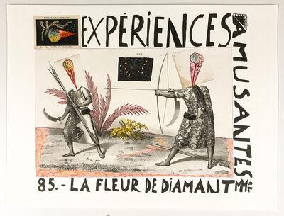 Marcel Miracle, 'La fleur du diamant', 2018