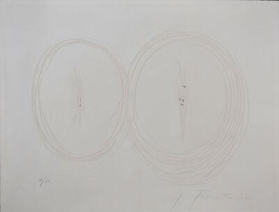 Lucio Fontana, 'Spatial Concept II, from: Six Original Etchings | Concetto Spaziale II: Sei acquaforti originali', 1964