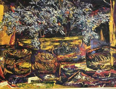 """Arnaldo Roche-Rabell, '""""Tiempo de vivir""""', 1991"""
