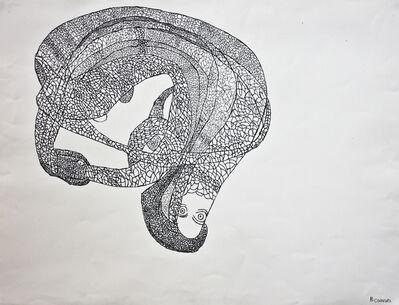 Mathew Calandra, 'Untitled (Serpent)', 2016