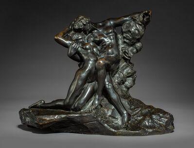 Auguste Rodin, 'Éternel printemps, deuxième état, première réduction'
