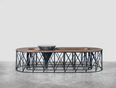 "Grégoire de Lafforest, '""Exo"" coffee table', 2015"