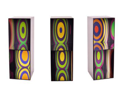 Julio Le Parc, 'Cercles par déplacement', 1965 – 2015