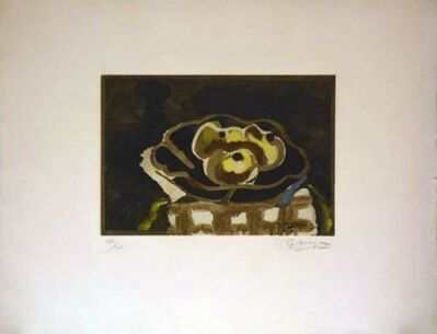 Georges Braque, 'Nature morte ', 1955