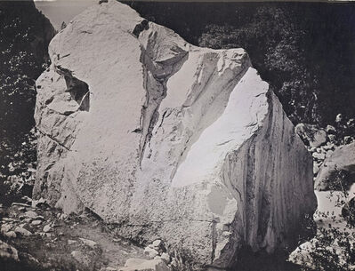 Binh Danh, 'Rock on Merced River, Yosemite, CA', 2012