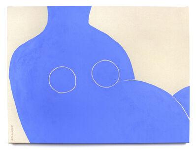 RF Alvarez, 'Blue Mother', 2019