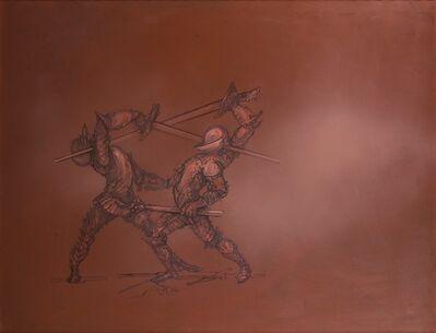 Fabrizio Clerici, 'Duel', 1996