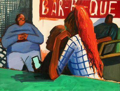Anna Lukashevsky, 'Sam's Bar-b-que, Austin', 2018