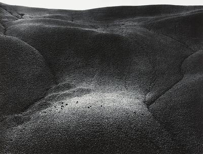 Ansel Adams, 'Mudhills, Arizona', 1947