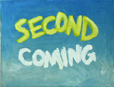 Joe Nanashe, 'Second Coming Study', 2015