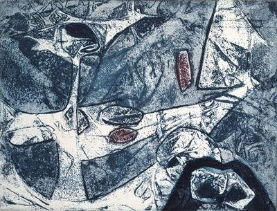 Dorothea Tanning, 'Peau', 1959