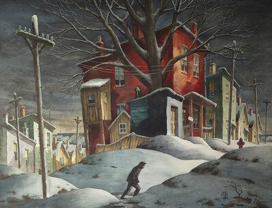 Henry Gasser, 'Harrison House'