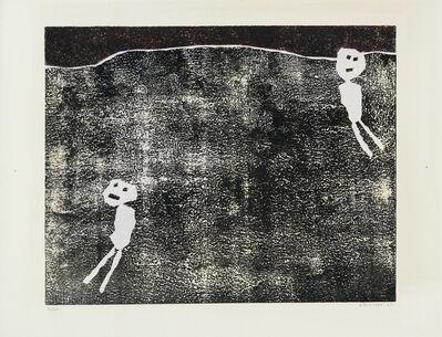 Jean Dubuffet, 'Loisirs', 1961