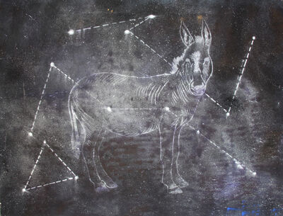 Jose Angel Santiago, 'Guiiba Mula', 2017