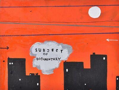 Valery Chtak, 'Subject of documentary', 2016