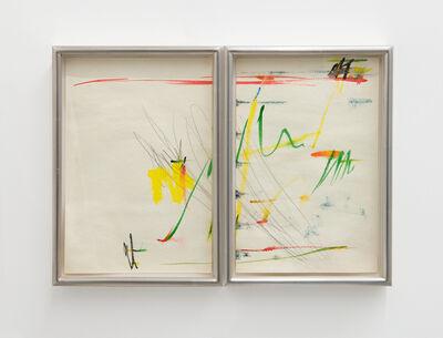 Richard Tuttle, 'Half II', 1993