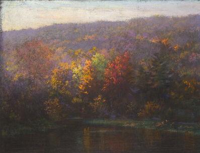 William Partridge Burpee, 'AUTUMN REFLECTIONS'