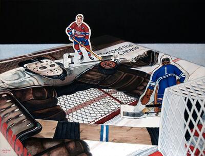 Alvin Richard, 'Hockey Night in Canada 1972 (259'