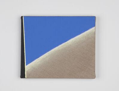 JCJ VANDERHEYDEN, 'Horizon Painting - Ascending', 1982