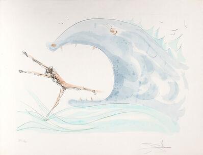 Salvador Dalí, 'Jonah and the Whale', 1975