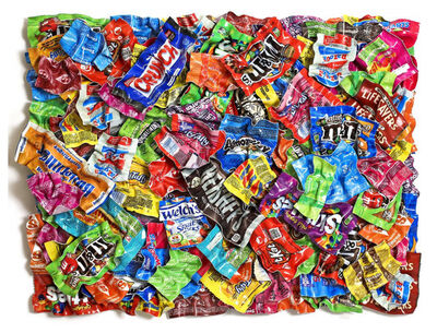 Paul Rousso, 'The Wrappers Rectangle ', 2019