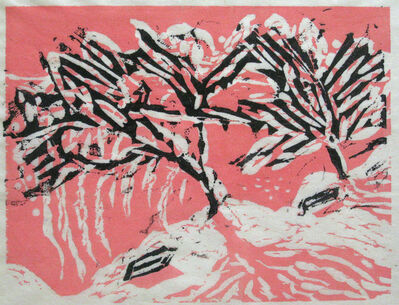 Naoko Matsubara, 'Lakeside Icicles', 2004
