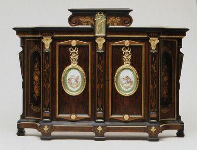 Alexander Roux, 'Cabinet', ca. 1866