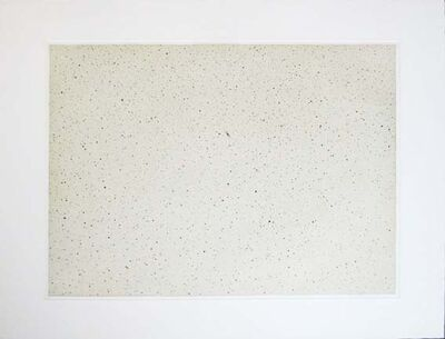 Vija Celmins, 'Night Sky 2 (Reversed)', 2002