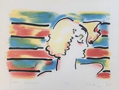 Peter Max, 'American Woman', 1980