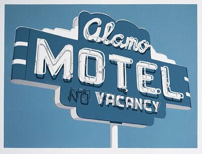 Dave Lefner, 'The Alamo Motel (Los Alamos)', 2020