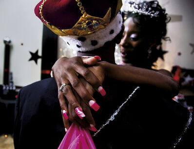 Gillian Laub, 'Prom king and queen, dancing at the black prom', ca. 2009