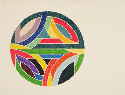Frank Stella, 'Sinjerli Variation IV', 1977