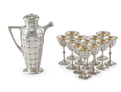 Gorham, 'Gorham Sterling Silver Cocktail Set', 1929