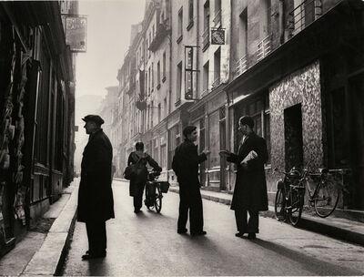 Edith Gerin, '5th Arrondissement, Paris', 1950s/1970s