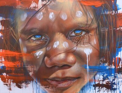 Adnate, 'Timeless', 2016