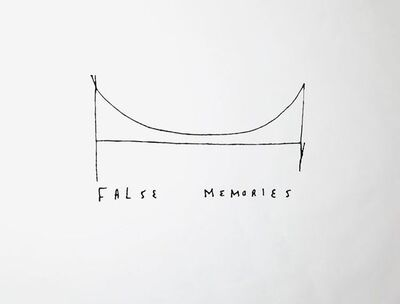 Luis Úrculo, 'False memories', 2011