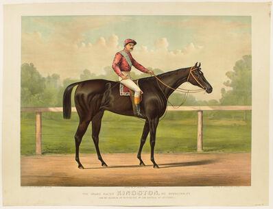 Currier & Ives, 'Kingston', 1891