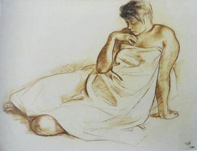 """Francisco Zúñiga, '""""Mujer con Paño""""', 1969"""