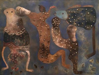 Manuel Mendive, 'Aguas turbias', 2011