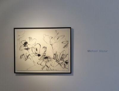 Michael Mazur, 'untitled (Flowers 4)', 1977