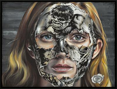 Sandra Chevrier, 'La cage l'espoir n'est pas perdu', 2016