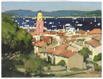 Paul Rafferty, 'Morning Light St Tropez', 2016