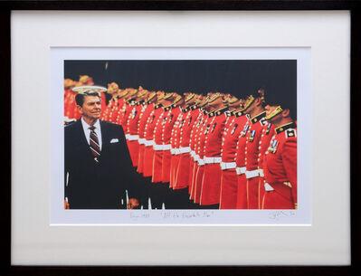 """Jason Fraser, 'Reagan 1983. """"All the President's Men.""""', 2019"""