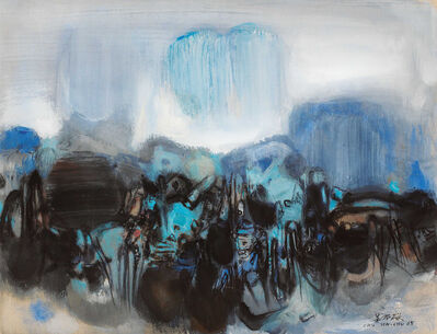 Chu Teh-Chun, 'Composition - 1965', 1965